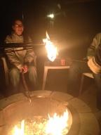 We like fire a LOT.