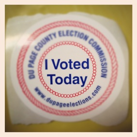Exercised my rights as a citizen, NBD.