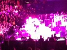 Box seats to see the Who? Not a bad deal.