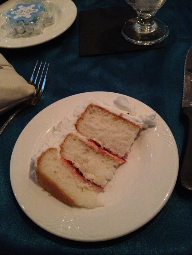 m&r's cake