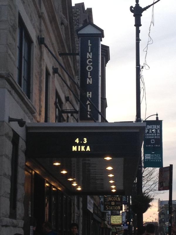 Mika Lincoln Hall