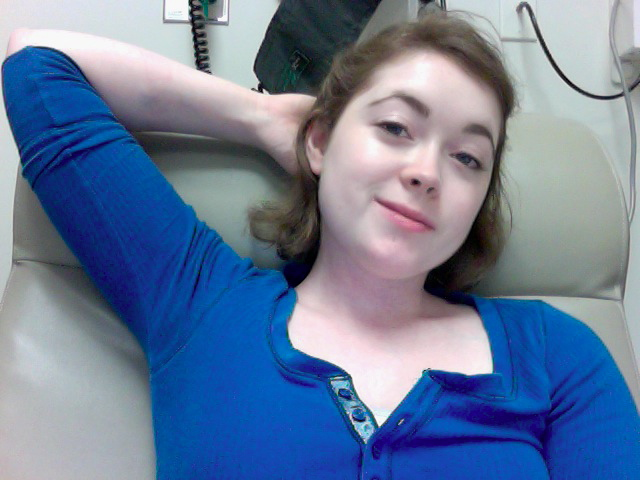 Relaxin' in my chair