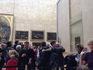 Check out the Mona Lisa.  Or don't.